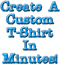ceate a custom t-shirt in minutes