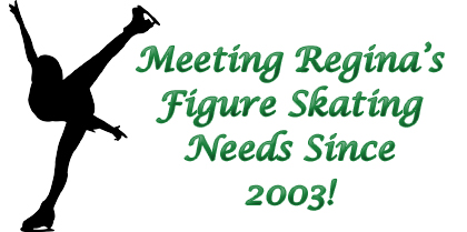 meeting regina's figure skating needs since 2003, regina, figure skates, figure skating